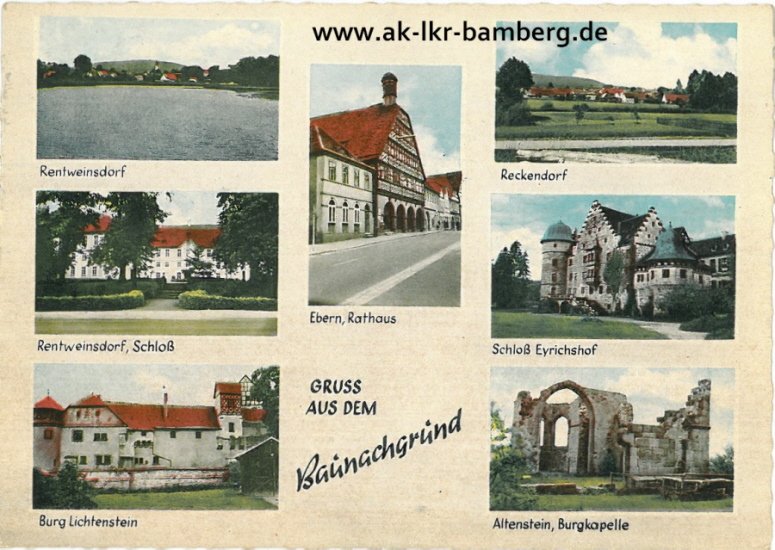 Baunachgrund Ak Lkr Bamberg De